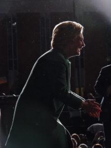 image of Hillary Clinton (Kristopher Harris, CC0,Flickr)