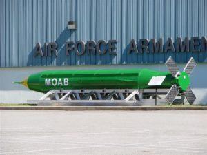 image of GBU-43/B, Wikimedia Commons
