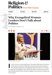 Screenshot of https://religionandpolitics.org/2017/12/19/why-evangelical-women-leaders-dont-talk-about-politics/