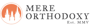 logo for mere orthodoxy