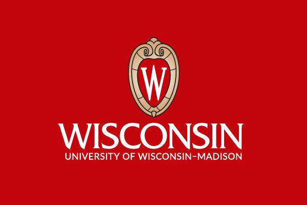 logo for university of Wisconsin Madison