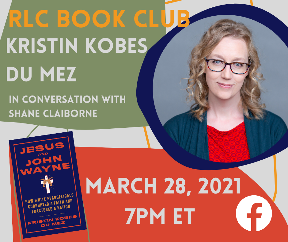 Interview: Red Letter Christians Book Club, with Shane Claiborne