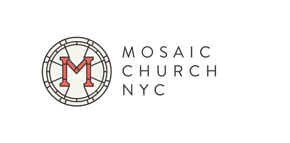 logo for mosaic church nyc