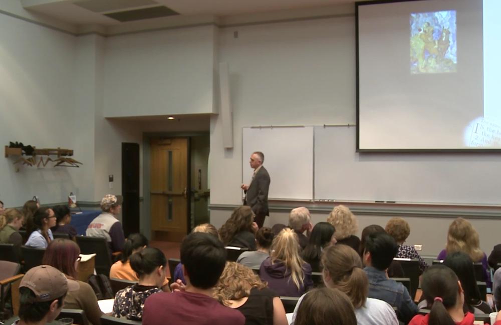 Wheaton Gration Lecture 2016