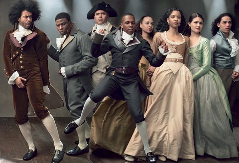 Hamilton and Our Story