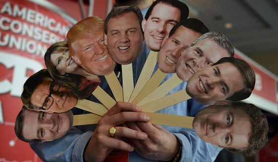 Republican Candidates Appear To Have Come To Their Senses