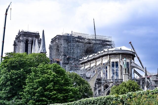 Resurrection Hope For Notre Dame
