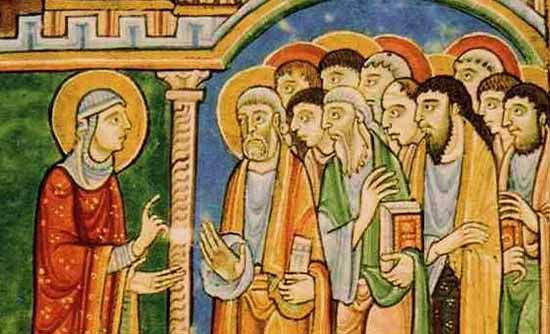 The Gender Inclusive Bible Debate (Medieval Style)