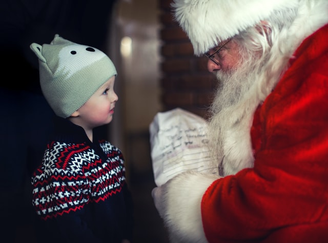 Bringing the Spirit of (Medieval) Santa Back to Christmas