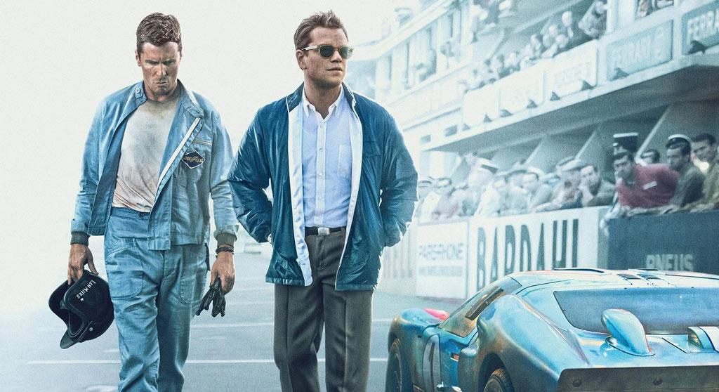 Ford v. Ferrari (Movie Review)