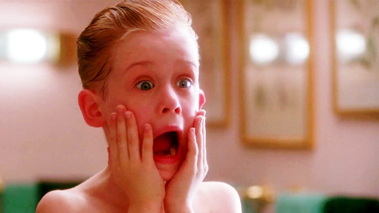 Home Alone and Home Alone 2