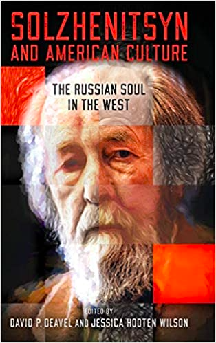 Aleksandr Solzhenitsyn & American Culture: Book Discussion Webinar