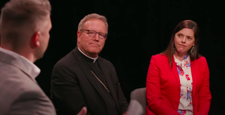 Bishop Barron Presents Jessica Hooten Wilson: Conversations at the Crossroads
